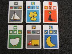 Childs Ravensburger Games four of a kind