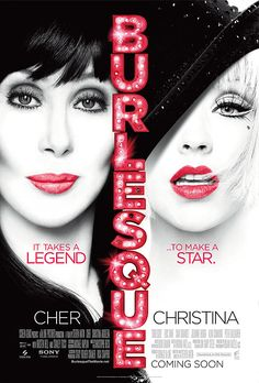 Burlesque - The critics hated it, but I've seen it literally a dozen times. Love.