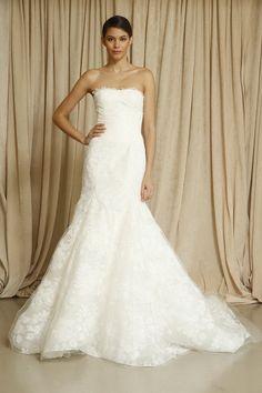 Oscar de la Renta Fall 2014 Bridal Collection Has a Change in Venue