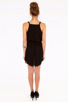 66a75d703396a Cute chiffon summer beach dress for the trendy woman - Beautiful design  offers a cute