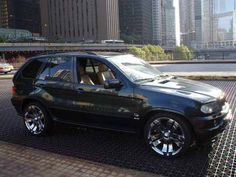 x5 With Custom Rims images
