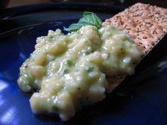 Parmesan-Asiago Cheese Spread