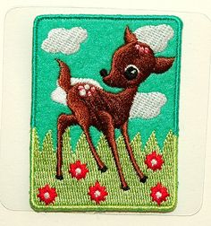 deer patch