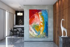 This item is unavailable Large Abstract Wall Art, Large Painting, Large Art, Office Paint, Bathroom Wall Art, Affordable Home Decor, Original Paintings, Abstract Paintings, Canvas Art