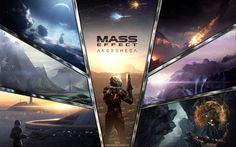 """""""Mass Effect: Andromeda será increíble"""", según uno de los fundadores de BioWare"""