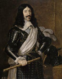 King Louis XIII, Philippe de Champaigne, 1655