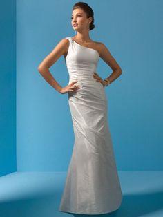 Kelly-Vestido de Noiva em tafetá - dresseshop.pt