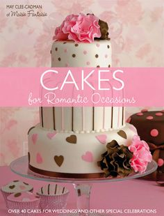 cakes for occasions   Romantic Wedding Cakes