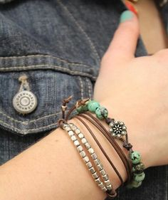DIY Jewelry DIY Bracelet DIY easy knot bracelets