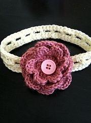 A simple, easy, classy headband for today's headband crazy world!