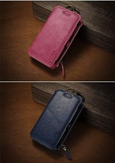 Enjoy the space-saving power of 4 in 1 Leather Wallet iPhone case.This Leather case with card holder provides a home for all the essentials of your busy life. Iphone Leather Case, Iphone Wallet Case, Iphone 6 Plus Case, Leather Wallet, Iphone Cases, Best Iphone, Iphone 11, Black Iphone 7, Cheap Iphones