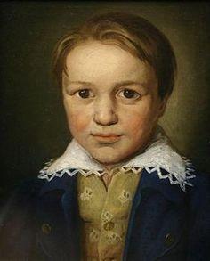 Ludwig von Beethoven, ca. 1783 (Unknown Artist) Sammlung alter Musikinstrumente, Neue Burg, Wien