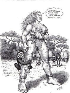 Robert Crumb - Women