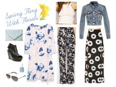 Spring Fling with Florals!!