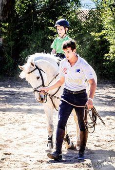 cute boys and cute pony!