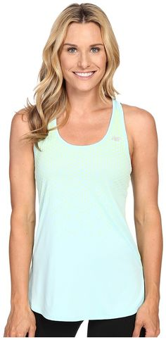 775a97bf181 New Balance Accelerate Tunic Graphite Tank Top Under Armour, Discount  Shoes, Hemline