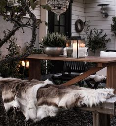 14 inspirerande tips på hur du stylar din veranda inför hösten – Hus & Hem