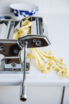 How to make your own homemade pasta! #SweetPaul