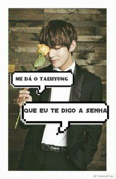 Tela de bloqueio do Taehyung - BTS by me ❤