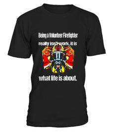 "# Firefighter Tee Shirt, Being a Volunteer Firefighter Gift .  Special Offer, not available in shops      Comes in a variety of styles and colours      Buy yours now before it is too late!      Secured payment via Visa / Mastercard / Amex / PayPal      How to place an order            Choose the model from the drop-down menu      Click on ""Buy it now""      Choose the size and the quantity      Add your delivery address and bank details      And that's it!      Tags: Text on this t-shirt…"