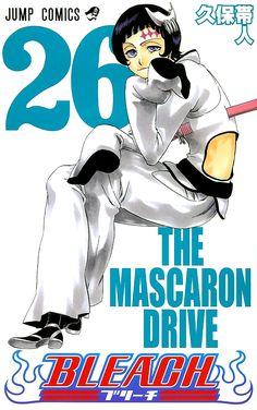 Bleach Manga Vol. 26 - The Mascaron Drive