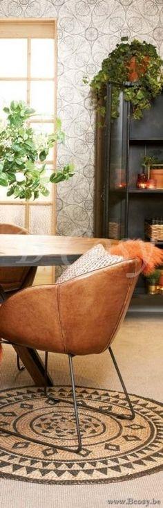 leren eetkamerstoel sol y luna stoelen meubels design