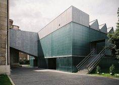 Kunstmuseum Winterthur Extension, Gigon - Guyer
