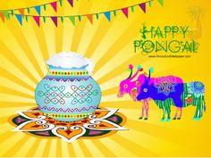 Festivals of India: Pongal is a Hindu festival celebrate in Tamil Nadu...