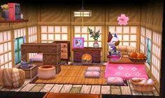 Purrl's Kotatsu Sakura Room :3 Jijiji, zen and pink again.