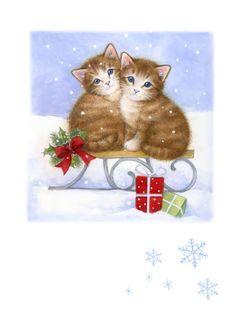 Lisa Alderson - LA - kittens snow.jpg