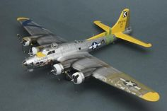 Revell 1:72 B-17G http://www.britmodeller.com/forums/index.php?/topic/234942534-172-revell-b-17g-a-bit-olace/
