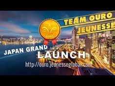 JEUNESSE JAPAN GRAND LAUNCH 2015 (Team OURO)