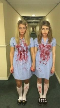 53 Horror Best Friends Halloween Costumes Ideas images