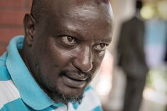 """The Kenyan writer Binyavanga Wainaina is one of the most prominent Africans to come out as gay.   """"I'm extremely optimistic about rapid transformation and change of things in Africa in general,"""" Mr. Wainaina said. """"It's set off. It cannot stop. It's going to be turbulent. There'll be dark bits and there'll be bright bits, but it's a speed train."""""""