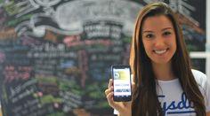 Roberta Vasconcellos, do Tysdo. Objetivo da startup é mais que triplicar número de usuários até dezembro (Foto: Divulgação)