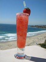 one of my favorite drinks of all time!  Summer Fever at the Ritz Carlton in Laguna!