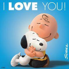 Charlie Brown and Snoopy Die Peanuts, Peanuts Movie, Peanuts Cartoon, Charlie Brown And Snoopy, Peanuts Snoopy, Charlie Brown Characters, Peanuts Characters, Cartoon Characters, Snoopy Love