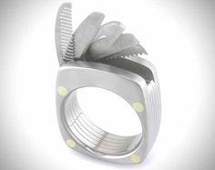 The Ultimate Ring For Men: Titanium Utility Ring