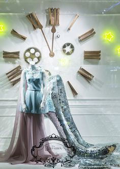 "TSUM,Moscow,Russia, ""Cinderella....it's close to midnight"", pinned by Ton van der Veer"