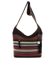 a0a4b3fb35a61 Liven up your wardrobe with the new Morro Messenger in Vagabond Stripe