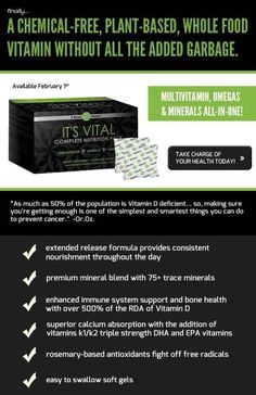 The best multi vitamins on the market!! LETS GET HEALTHY!! Order yours today at http://get_skinny_with_me.myitworks.com