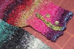 Pullover aus Obi 1 und 7 Detail Ärmel
