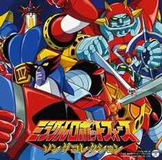 Un CD (e un DVD) celebrativo per Miracle Robot Force