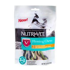 Nutri-Vet Flossing Chews for Dogs
