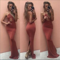 New Arrival Slim Backless Bod... Check it out here! http://www.zeelous.com/products/slim-backless-bodycon-pencil-dress?utm_campaign=social_autopilot&utm_source=pin&utm_medium=pin