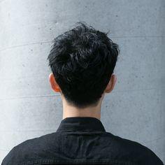 重め前髪のベリーショート - メンズヘアスタイル・髪型 | HAIR ME UP!