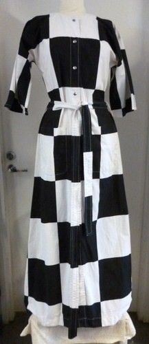 VUOKKO. Nurmesniemi. Finland.Vintage Dress. 1960's
