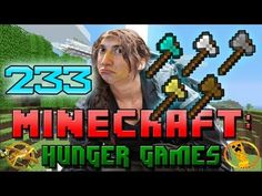 Minecraft: Hunger Games w/Mitch! Game 233 - Axe Family!