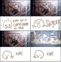 yup.. I only know how to sing Jager part..I'm gonna go like mumble and shout at Jager!! Problem?