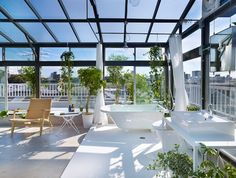 roof apartment in Finland 2. Designed by Suppose Design Office